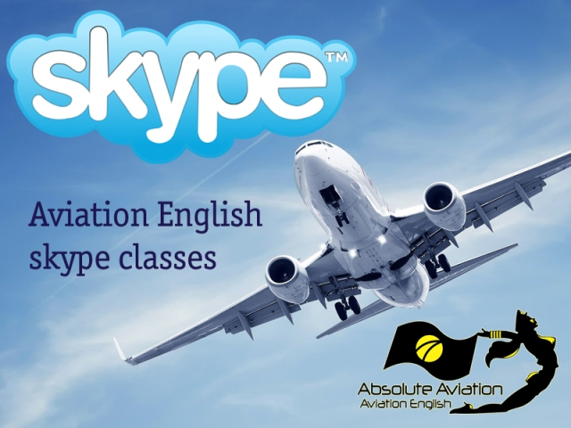 Avaition English Skype Classes